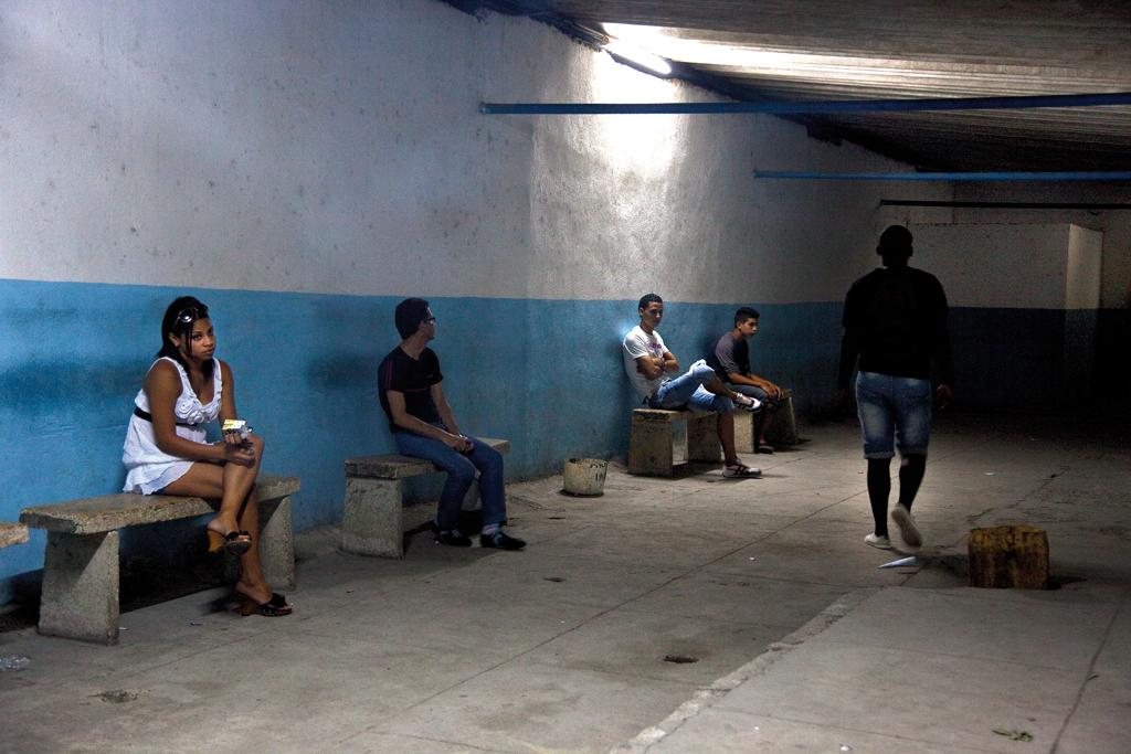 Embarcadero de Regla. La Habana, 2013